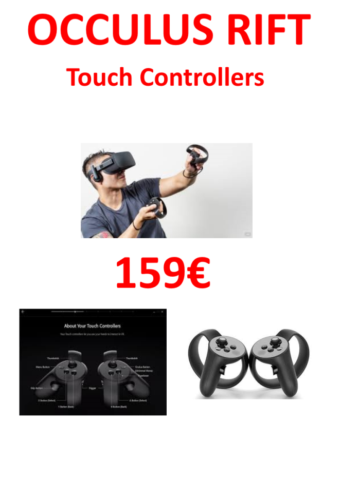 montage occulus touch